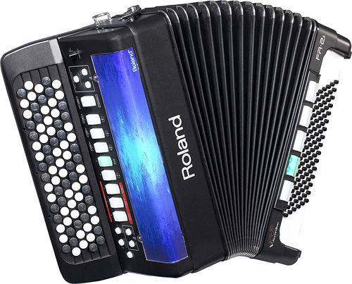 Roland FR-2b Accordion (Image courtesy Roland)