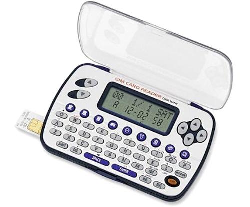 SIM Card Manager (Image courtesy Gadgeter.com)