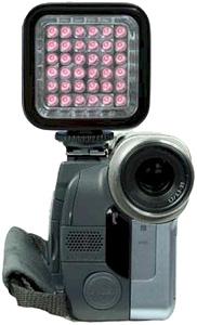 Sima IR Video Light (Image courtesy Sima)