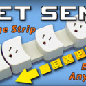 Socket Sense Expanding Power Strip