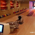 Custom Installed Residential Bowling Alleys