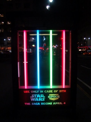 In Case of Sith, Break Glass