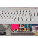 Clear The Clutter With A Keyboard And Desktop Organiser