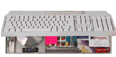 Keyboard Organiser
