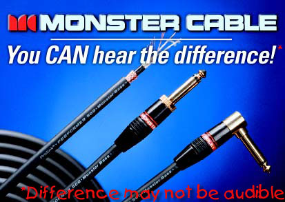 Monster Cables