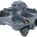 Remote Control Transforming Amphibious Tank