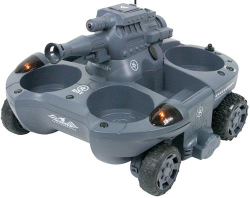 RC Amphibious Tank (Image courtesy Drinkstuff)