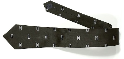 Cassette Tie (Image courtesy House Of Cassette)