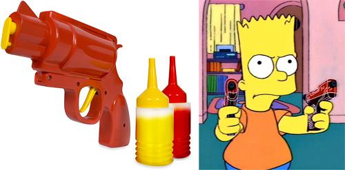Condiment Gun (Images courtesy Firebox & 20th Century Fox)