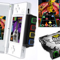 Guitar Hero DS Fretboard Accessory Revealed