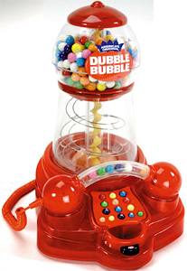Dubble Bubble Gumball Phone (Image courtesy CustomPhones.com)