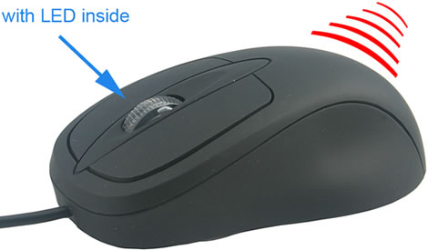 Infrared Mouse