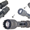 K2 Porcupine Flashlight Can Blind In Different Ways