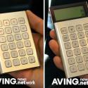 LEXON Sliding 'Jet Calculator'