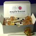 Maple-Bacon Lollipops!