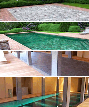 Movable Swimming Pool Floors (Image courtesy Technology Pools)