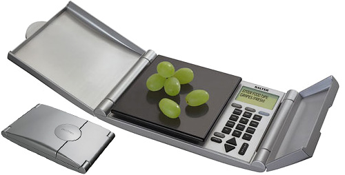 Salter 1440 Nutri Weigh and Go Dietary Computer Scale (Image courtesy Scalesexpress.com)