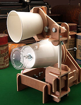 Phonograph Kit (Image courtesy HobbyLink Japan)