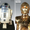 Sideshow Collectibles Life-Size R2-D2 & C-3PO