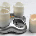 Rechargeable Outdoor Candles