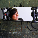 Skate Board Mirror
