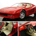 1986 Ferrari Testarossa Go-Kart