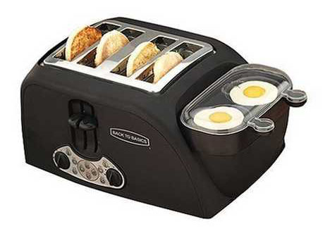 Bread and Egg Toaster