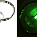 Mini Tritium Glowing Keychain Is Good For 10 Years