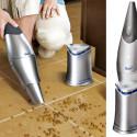 Hand Vac With Air Sanitizing Recharging Base