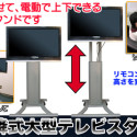 Thanko Motorized TV Stand For Getting Your Wii On