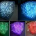 Trippy LED Cube