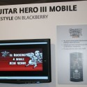 [CTIA 2008] Guitar Hero Rocks Blackberry Phones