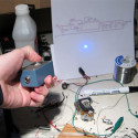 DIY Blue Laser Pointer Using PS3 Replacement Parts