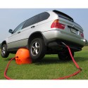 Exhaust Air Jack Lifts Your Car With Ease
