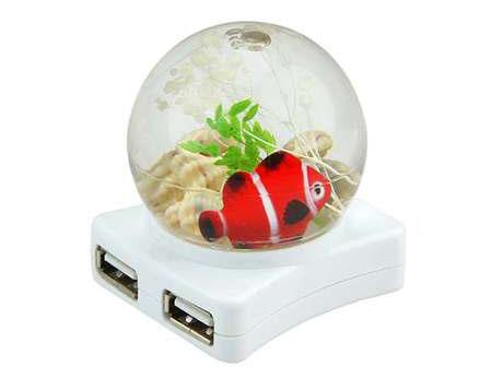 Fish USB Hub