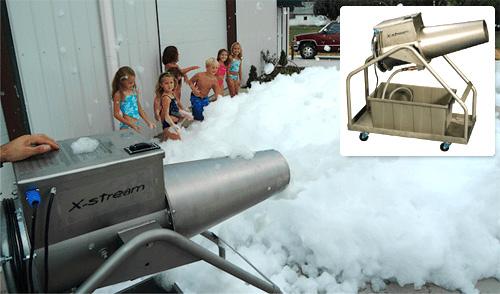 Foam Cannon X-Stream (Images courtesy FoamMasters)