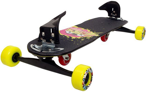 Freebord (Image courtesy Team Geared Up)