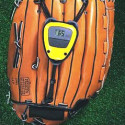 Glove Radar Measures Ball Speed