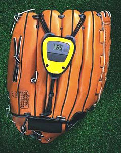 Glove Radar (Image courtesy Baseball Tips)