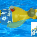 Homer Simpson Floating Radio