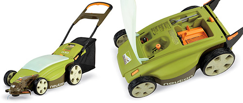 Neuton CE 6.2 Battery-Powered Mower (Images courtesy Neuton)