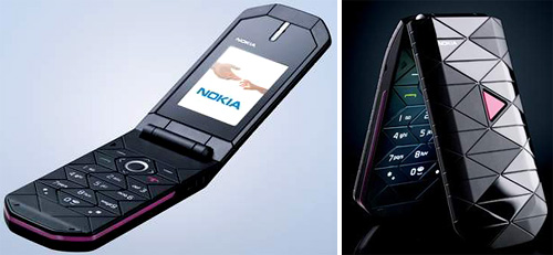 Nokia 7070 Prism (Images courtesy Mobilewhack)