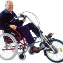Pedal Powered Wheelchair Seems So Wrong