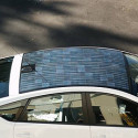 Get Some Extra Milage Out Of Your Hybrid With A Solar Roof