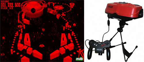 Nintendo Virtual Boy (Images courtesy Foolx.de & Metroid Database)