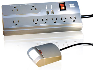 Isolé IDP-3050 Power Strip (Image courtesy Watt Stopper)