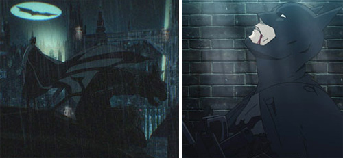 Batman Gotham Knight (Images courtesy Warner Brothers)