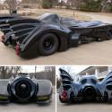 Batmobile From Tim Burton's Batman On eBay