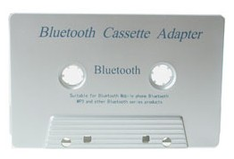 Flexii Bluetooth Cassette