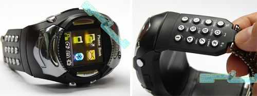 CECT Watchphone (Images courtesy SpecialPhones.eu)